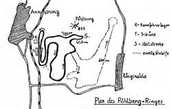Pöhlbergring in den 1930er Jahren geplant, nie gebaut