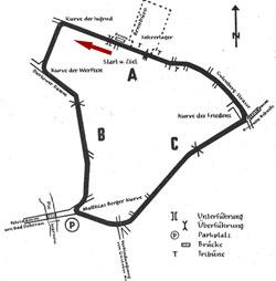 1952-1954 Länge: 4,6247 km
