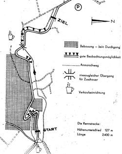 1977-1988 Länge: 2,4 km