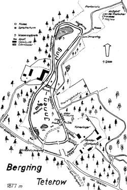 1930-heute Länge: 1,877 (bis 2,0) km Bergringrennen