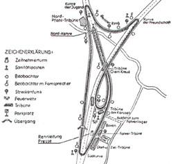 1951-1954 Länge: 6,443 km