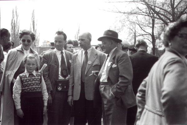 Leipziger Stadtparkrennen 1956, Wer kennt diese Persönlichkeiten?