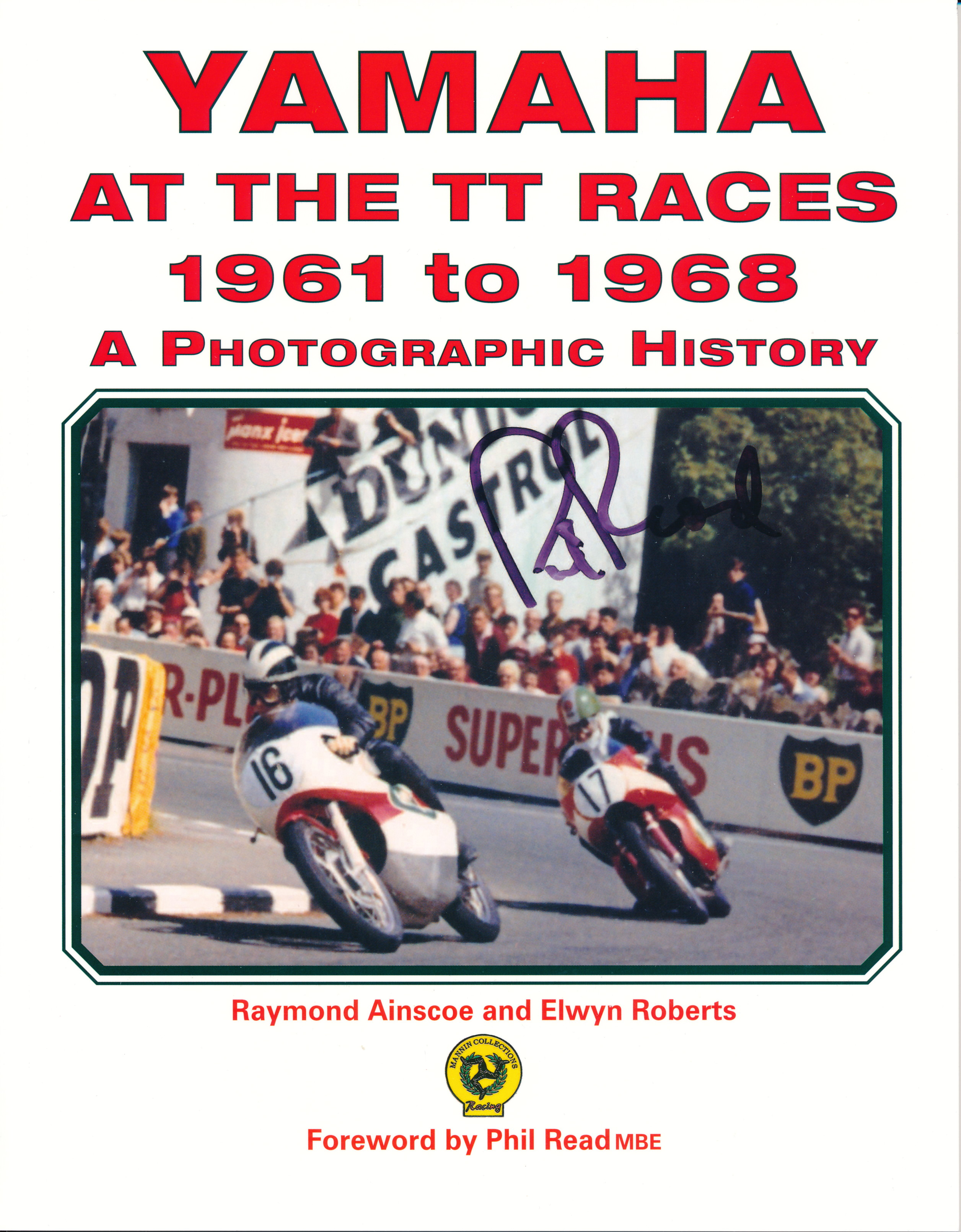 Yamaha At The TT Races 1961 to 1968