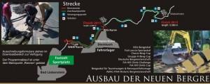 2011-heute Länge: 5,5 km 2011 auf verkürzter Streckenvariante (2,2 km)