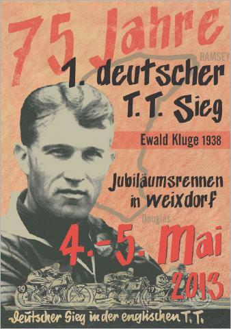 75 Jahre 1. deutscher T.T. Sieg