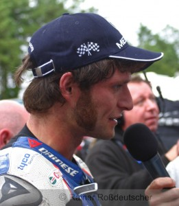 "Drei Siege und ""Man of the Meeting"" - Guy Martin"