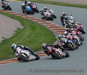 IDM Superbike am Sachsenring