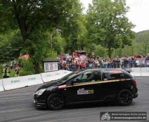 Der Beste der R.S.O.-Gruppe: Daniel Vogelsang aus Brakel fuhr auf den 11. Platz