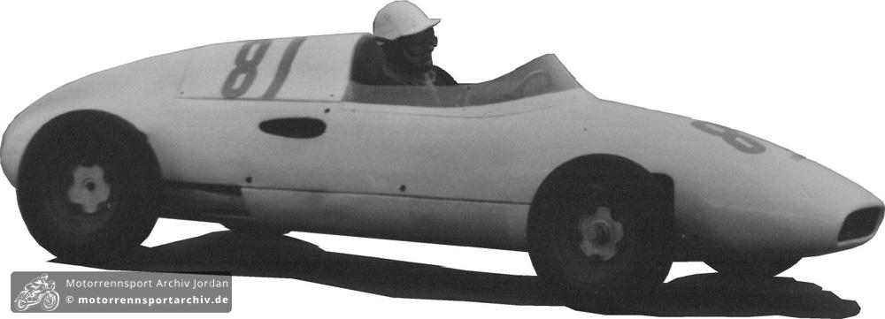 Der Formel-Junior-Rennwagen von Heinz Melkus