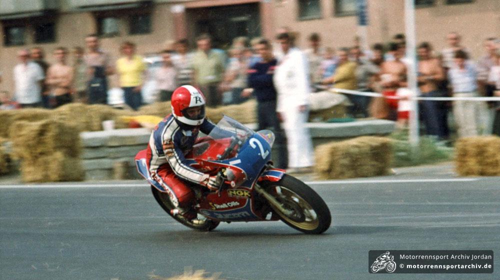 Tony Rutter, Brno 1984
