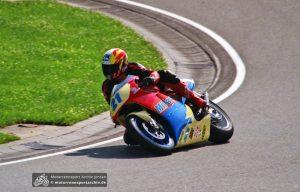 Michael Rutter, Sachsenring 1999